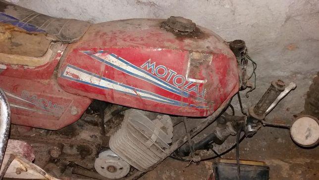 Sachs V5 Motozax (5vel) - Motorizada - Peças usadas