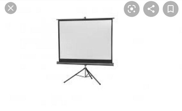 Ekran projekcyjny celexon 133x100