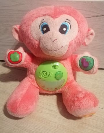 Interaktywna małpka