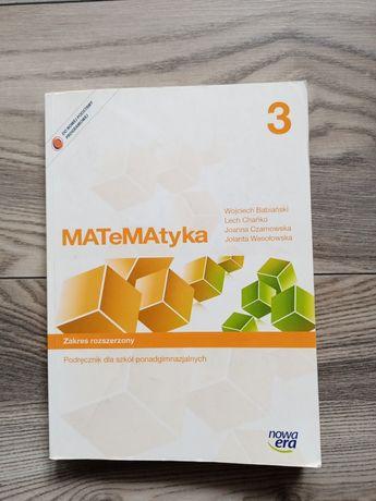 Matematyka 3 zakres rozszerzony