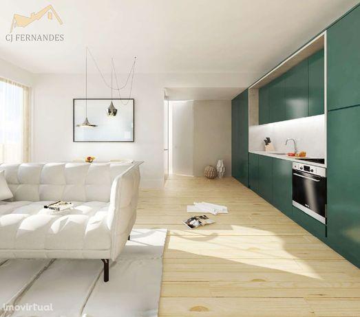 Apartamento T1 Novo - Centro Histórico de Matosinhos