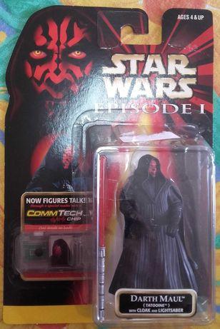 Figura Star Wars Darth Maul selada 1999