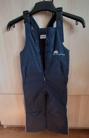 Комбінезон півкомбінезон штани зимові 86-92