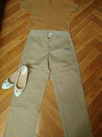 Фирменные брюки Reebok
