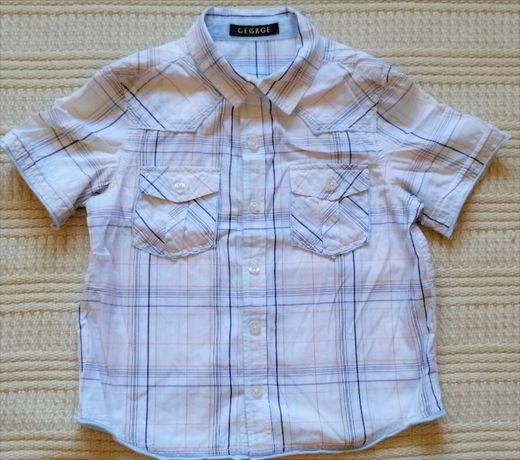 Super koszula GEORGE rozm. 98-104 cm, na 3-4 lata