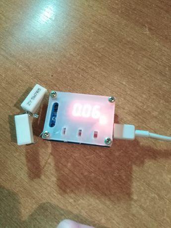Тестер ёмкости литий-ионных батарей ZB2L3