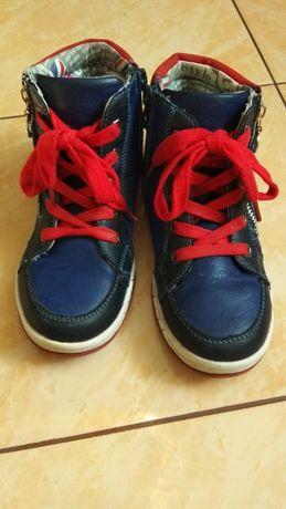 Ботинки для мальчика демисесон