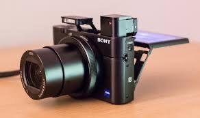 Sony RX100 Mark III (3), nova, caixa e acessórios,  Carl Zeiss, Mala