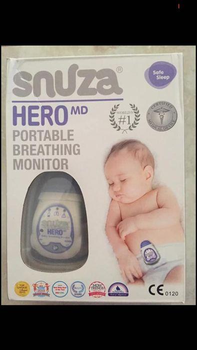 Monitor oddechu dla niemowlaka Starogard Gdański - image 1