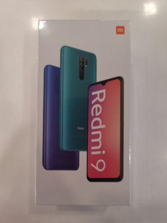 NOWY Telefon Xiaomi Redmi 9 4/64GB Szary Teletorium Renoma