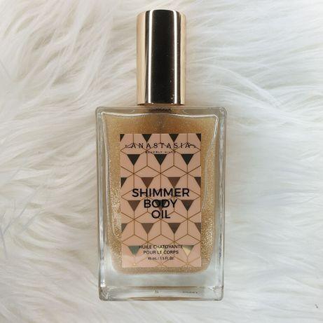 Anastasia Beverly Hills- Shimmer Body Oil (rozświetlający olejek)