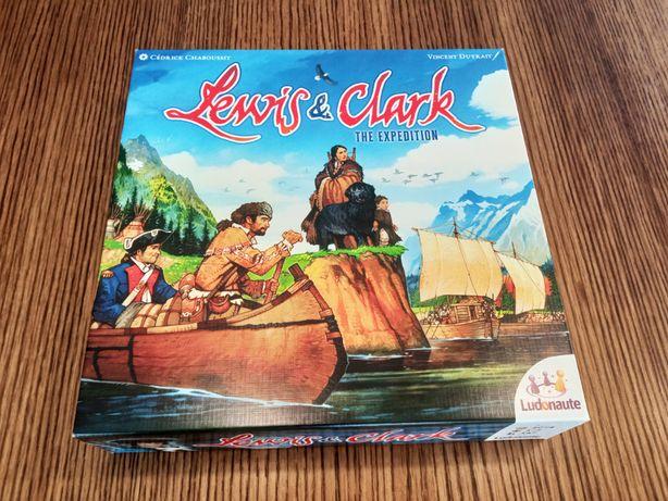gra planszowa Lewis&Clark