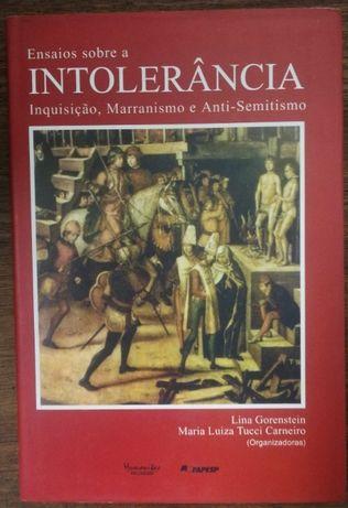 ensaios sobre a intolerância, lina gorenstein