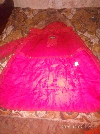Куртка зимняя дл