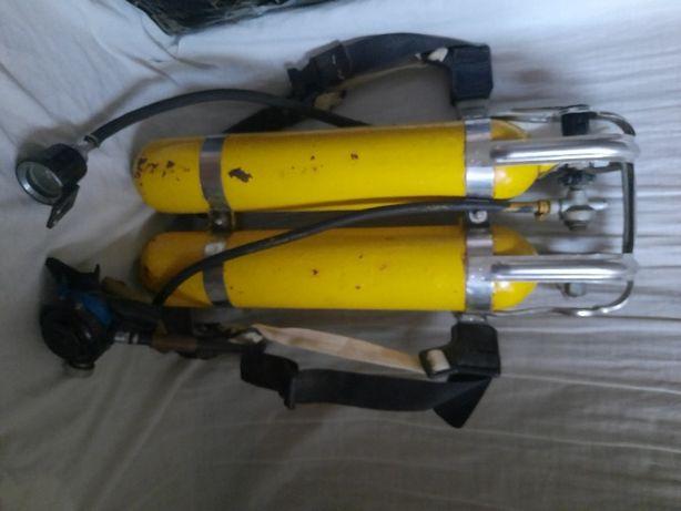 акваланг баллоны для подводного плавания