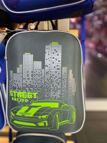 """ТОП! Каркасный школьный рюкзак для мальчиков """"YES"""" на 6-9 лет"""