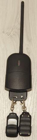MCE89 Sterownik radiowy 2 kanały, 2 piloty, do alarmu, garażu, bramy