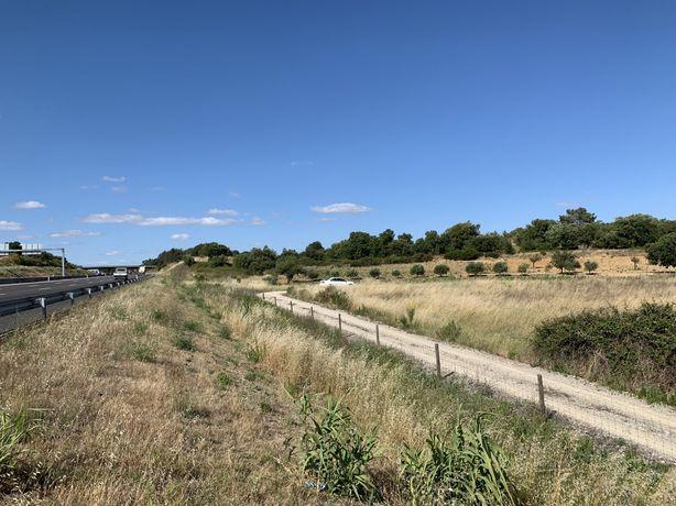 Alugo terreno - Junto à A1
