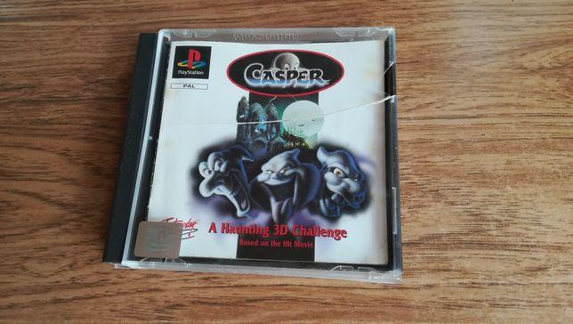 Casper Psx PlayStation Ang PAL
