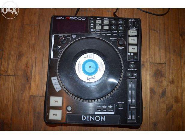 Leitor cds Denon s5000 dj