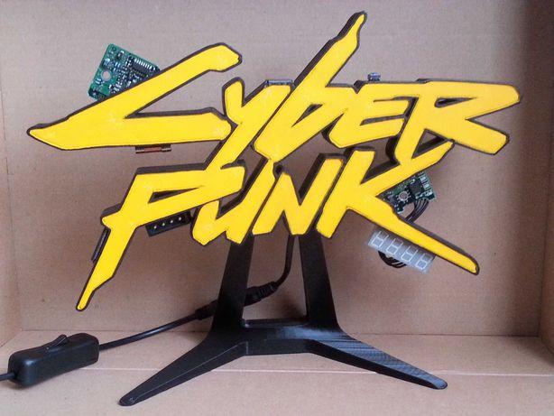 Cyberpunk 2077 neon led