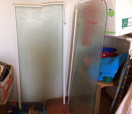 Vidros para banheira