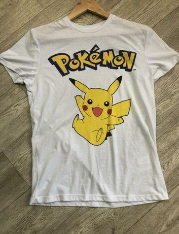 Футболка pokemon m-s