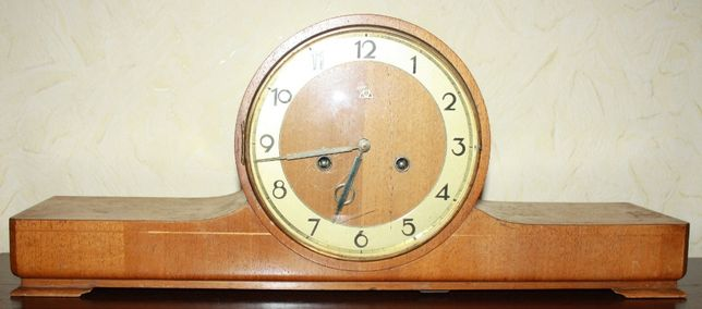 "Часы каминные ""Юнганс""1940 г.,с боем."