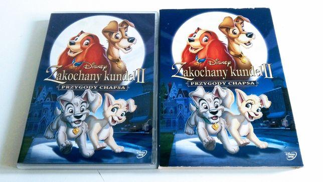 Zakochany kundel II Przygody Chapsa (2001) DVD Dubbing PL Disney