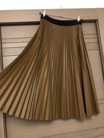 Max&Co юбка плисе