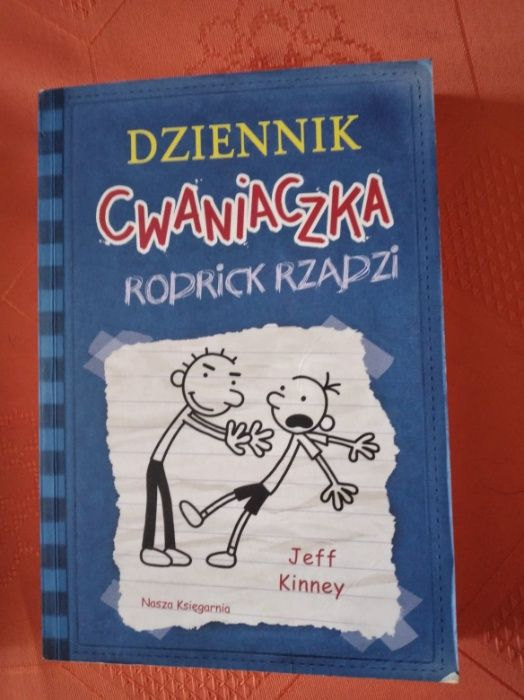 Dziennik cwaniaczka Rodrick rządzi Bełchatów - image 1