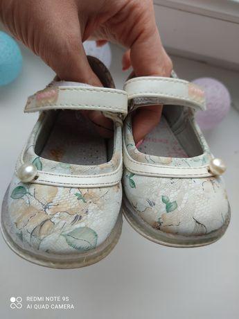 Туфли детские, в идеальном состоянии