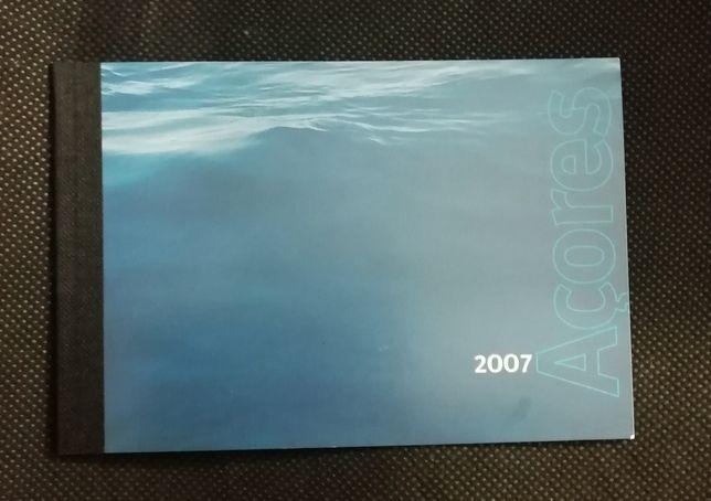 Carteira de selos dos Açores 2007 CTT
