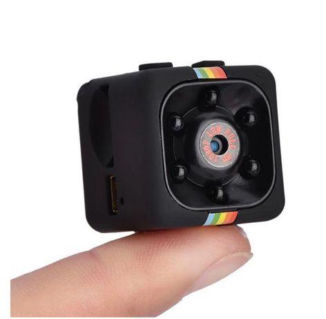 Мини видео камера SQ11 с ночной съёмкой