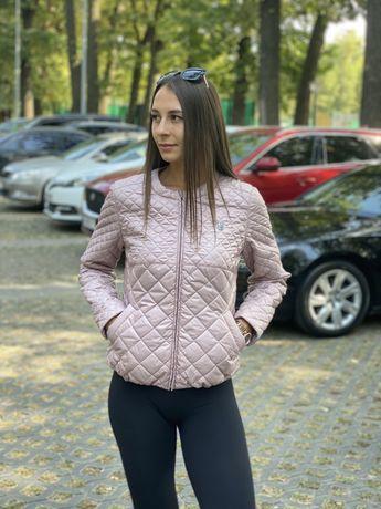 Женская модная куртка от производителя весенняя хит продаж