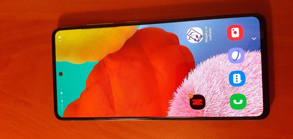 Samsung A51 smartphone Lublin - image 1