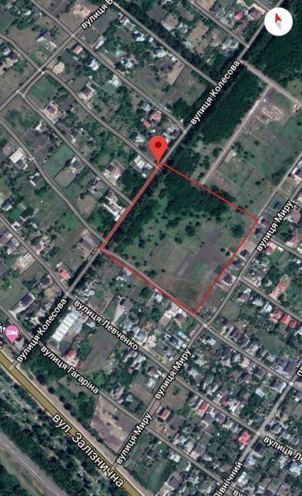 Без %!Продам земельный участок 4,17 Га. Дергачи - изображение 1