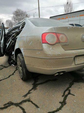 Продам Volkswagen Passat B6 после ДТП