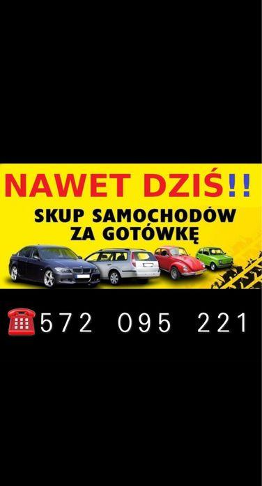 Skup Aut od 500 do 100.000zł Gotówka Auto Skup Samochodów Każde 24/7 Kluczbork - image 1