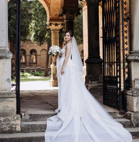 Весільна сукня преміум