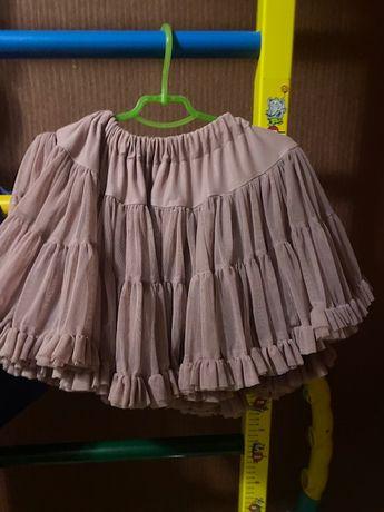 юбка пышная нарядная