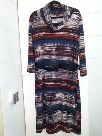 Śliczna nowa z metką dzianinowa sukienka rozmiar 46