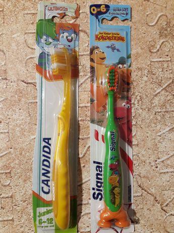 Щётка зубная детская ..