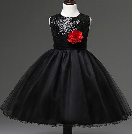 Платье нарядное  детское 145-155см