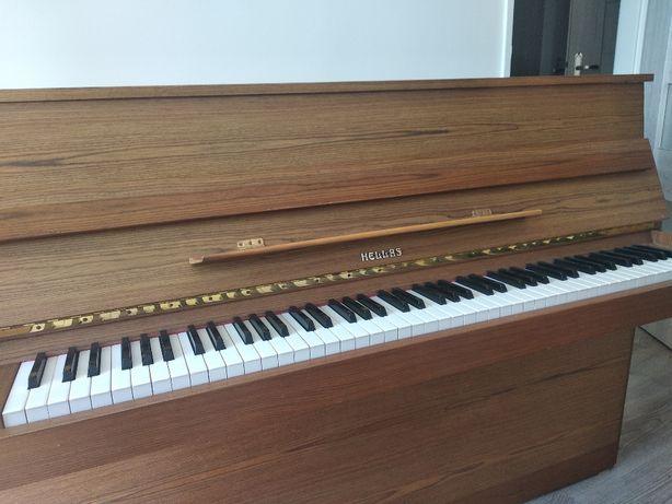 Pianino Hellas - stan bardzo dobry