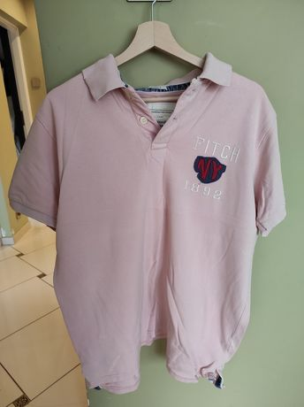Koszulka polo Abercrombie fitch