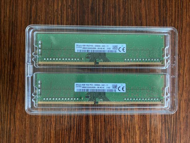 16gb RAM (8+8) - Hynix 3200mhz
