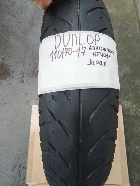 Резина Dunlop мото 110/70-17