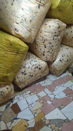 Поролоновая крошка Паралоновая крихта 28 гр паролоновая