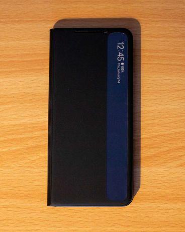 Capa Samsung Galaxy S21 Ultra Smart Clear View Cover - Preto